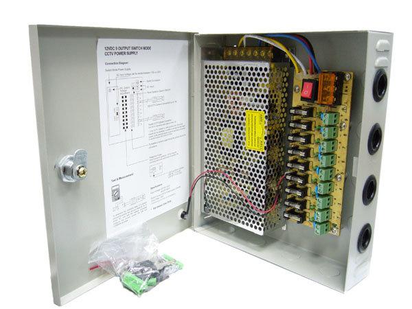 модуль питания для камер наблюдения
