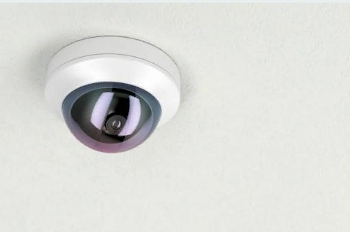 Камеры наблюдения в кафе