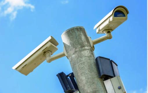 Уличные камеры наблюдения