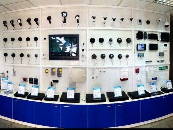покупка камеры наблюдения