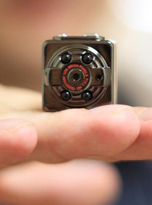 маленькая камера для наблюдения