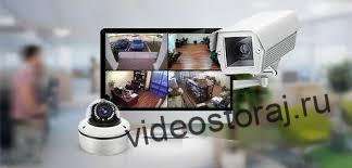 записи с камер видеонаблюдения в частных организациях