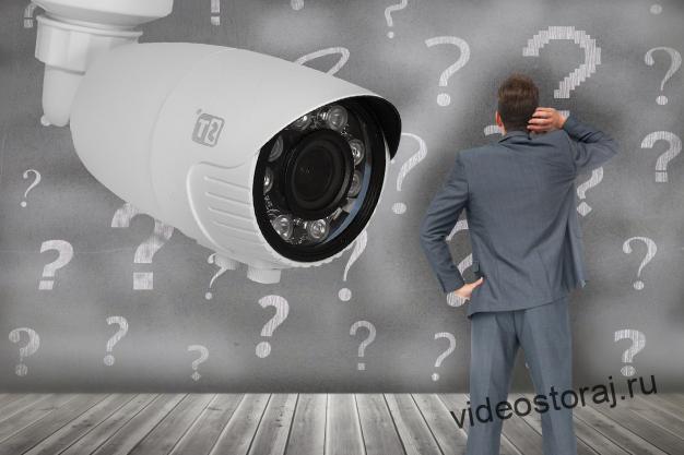 что из сеья представляют аналоговые камеры слежения