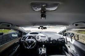 Установка видеонаблюдения в автомобиле
