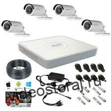 full hd камеры видеонаблюдения