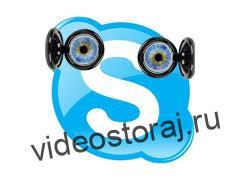 Удаленное видеонаблюдение через skype