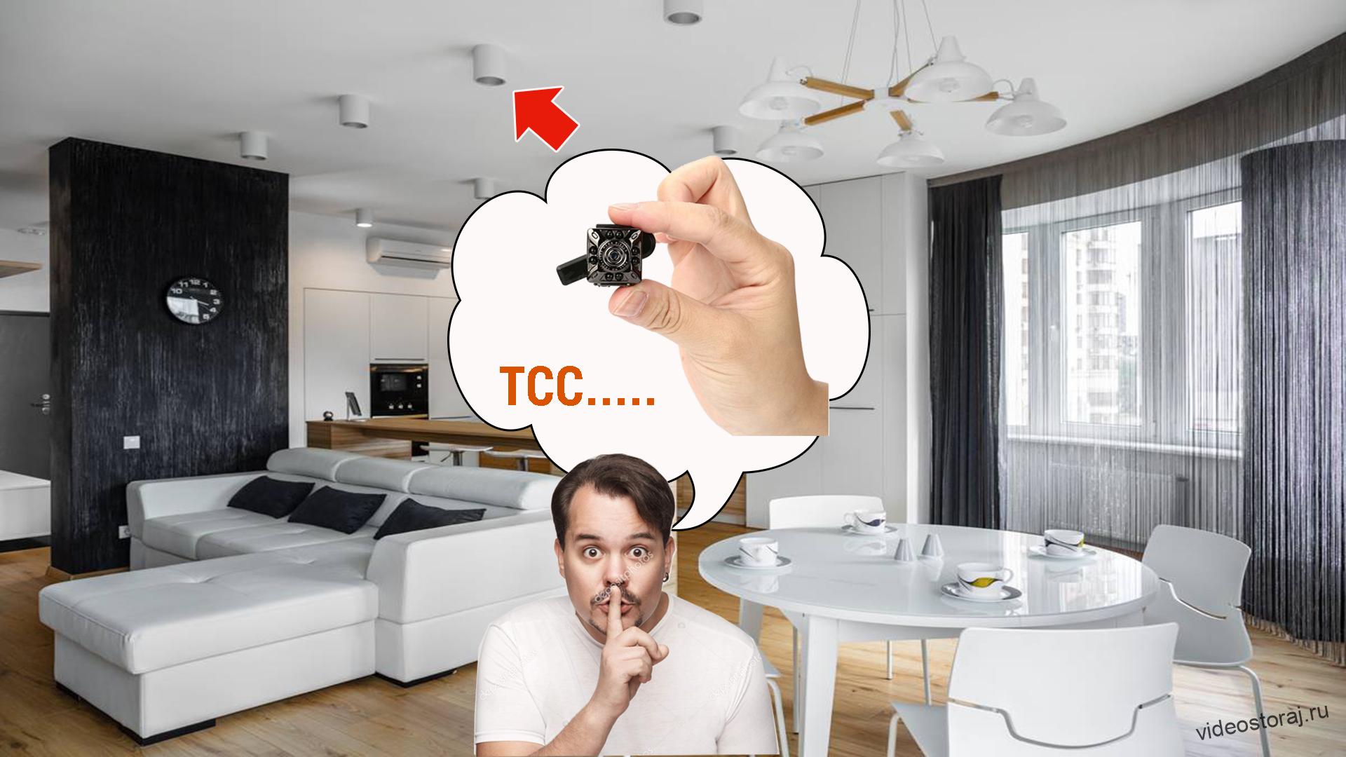 ip-видеонаблюдение в квартире