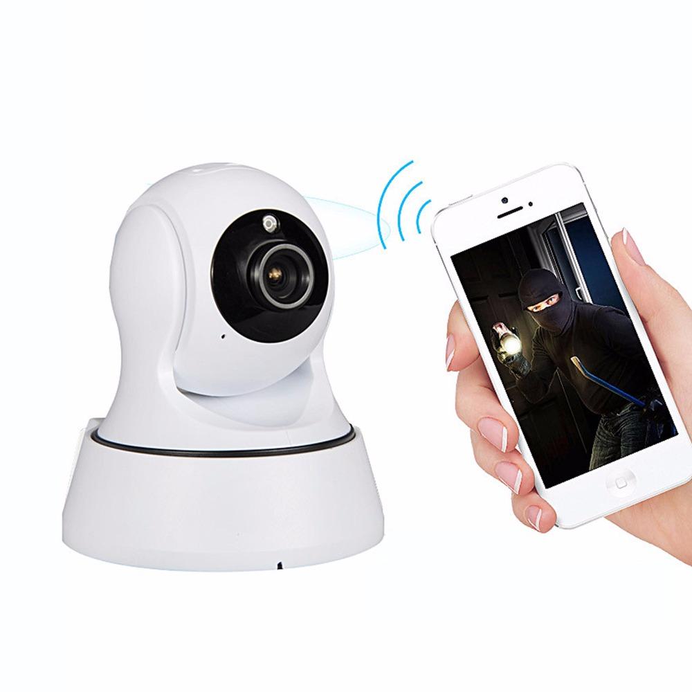 видеонаблюдение для безопасности дома