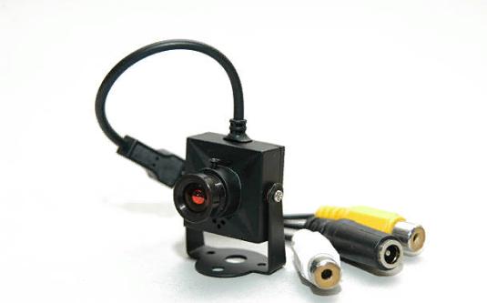 Микрофон для видеонаблюдения
