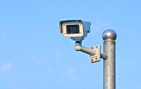 Антиванадальная защита на камере