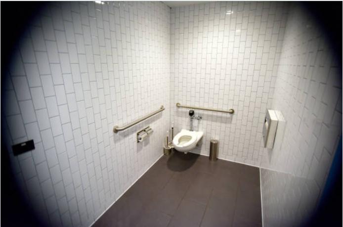 видеонаблюдение в туалете