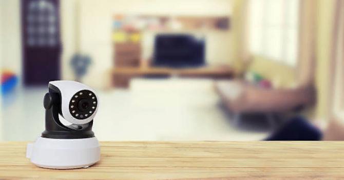 Wi-Fi-камера видеонаблюдения