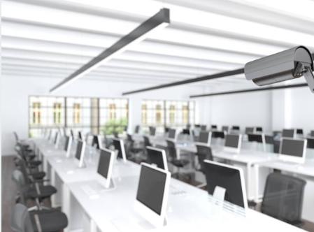повышаем эффективность сотрудников с помощью видеокамер