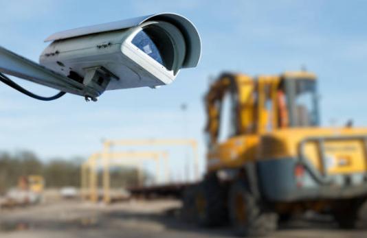 камеры наблюдения для строительного объекта