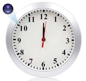 видеокамера настенные часы