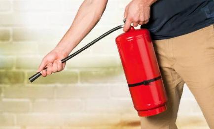 Требования к размещению огнетушителей
