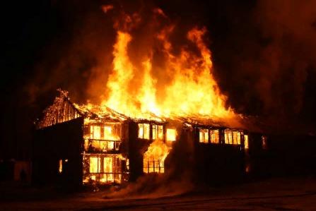 Виды и способы тушения пожаров