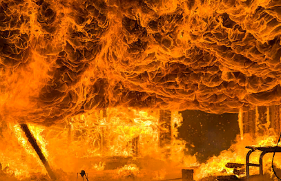 В чем опасность пожаров