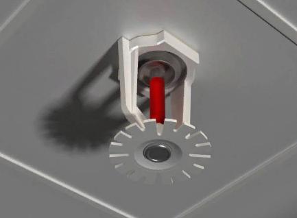 Система автоматического пожаротушения
