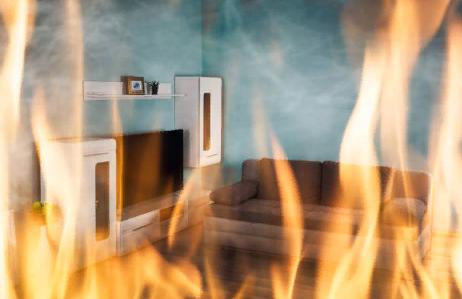 Использование нагревательных приборов