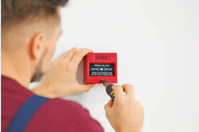 Требования к установке пожарной сигнализации