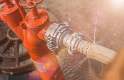 Как работает пожарный гидрант