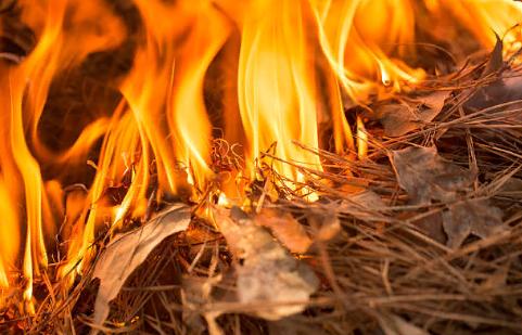 Причины возгорания