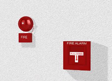 Виды пожарных тревог