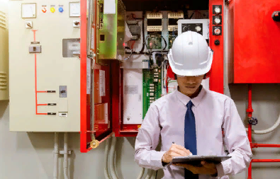 Инженерные сети для пожарной сигнализации