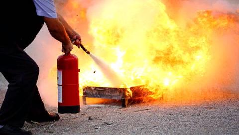 Огнетушители по типу распыления
