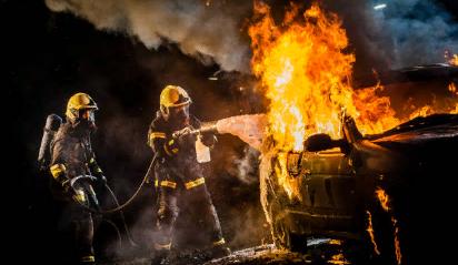 Как работает аэрозольная система пожаротушения