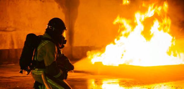 Какие бывают аэрозольные системы пожаротушения