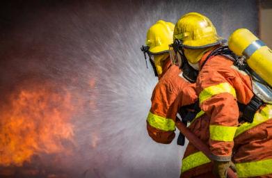 Виды пожаров и их характеристика