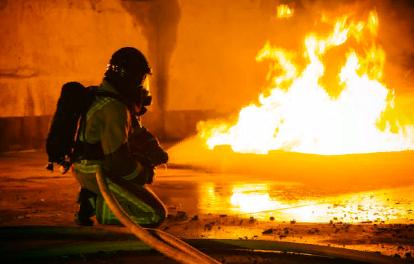 Разновидности пожаров