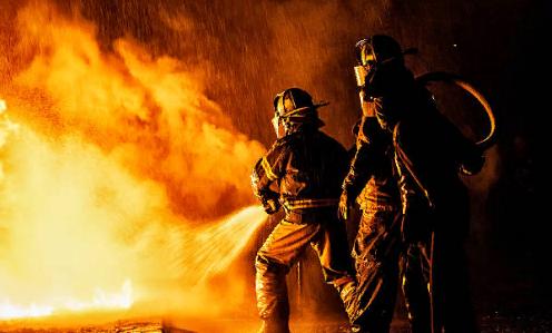 Пожарная тактика при тушении пожара