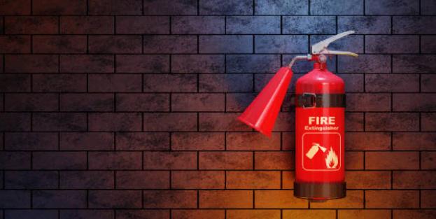 Технические средства пожаротушения