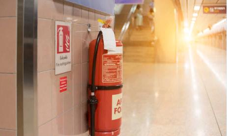 Проверка пожарного инвентаря