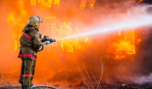 Основные огнетушащие средства