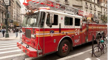 Мобильные средства пожаротушения