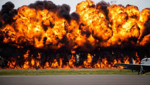 Разновидности опасных факторов пожара