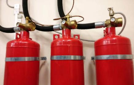 Понятие модуля газового пожаротушения