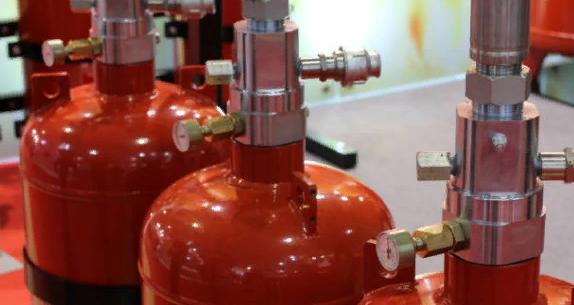 Понятие модульной системы пожаротушения