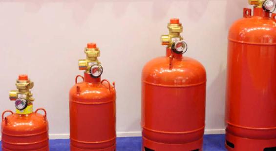 Модульная система пожаротушения