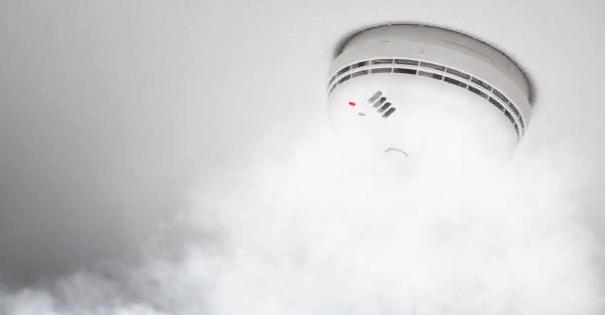 Дымовой ионизационный извещатель