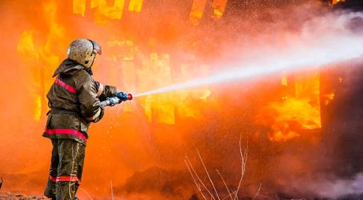 Порядок тушения пожара