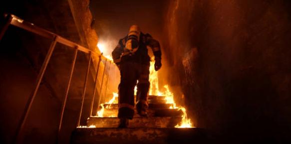Основные причины пожара
