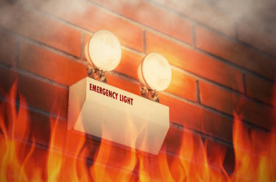 Правила поведения при пожаре в школе