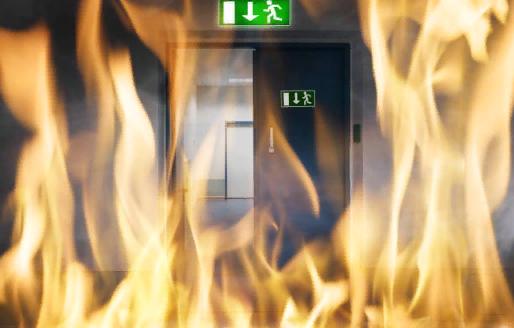 Если нет возможности выбраться из здания