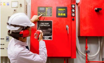 Назначение пожарной сигнализации