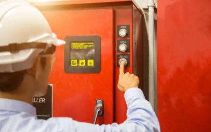 Метод испытания пожарной сигнализации